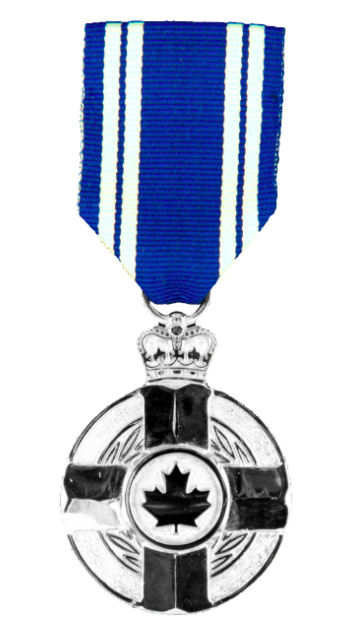 Meritorious Service Medal (Military Division)