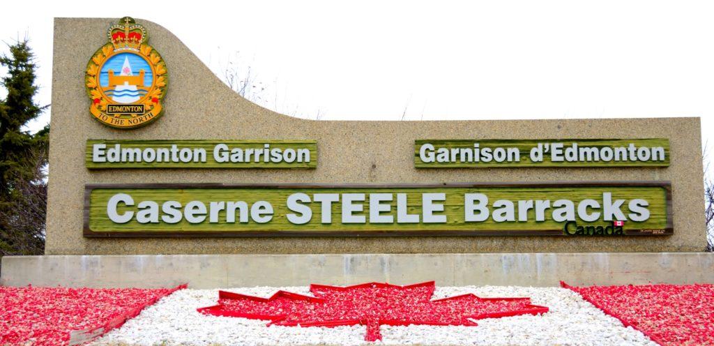 Garrison Edmonton