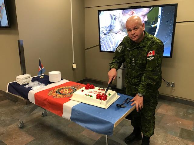 CJOC Birthday Celebrations