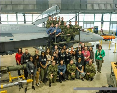 Women in Force Pilot Program