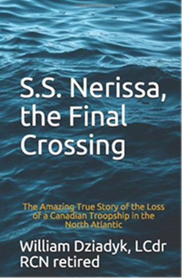 The sinking of the S.S. Nerissa