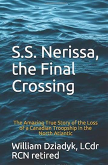 The sinking of the S.S. Nerissa